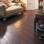 Appalachian Casitablanca Handcrafted 5'' Engineered Kupay Flooring in Galleon