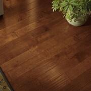Forest Valley Flooring 5'' Engineered Birch Hardwood Flooring in Cobbler Brown