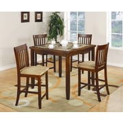 Wildon Home   Unity 5 Piece Counter Height Dining Set