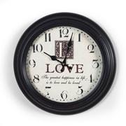 AdecoTrading 14.6'' Wall Hanging Clock