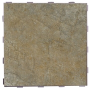 SnapStone Classic ThinLine 12'' x 12'' Porcelain Field Tile in Paxton