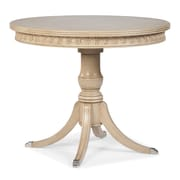 Fairfield Chair Traditional Dining Table; Light Dusty Khaki