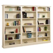 A&E Wood Designs Cape Cod 84'' Bookcase; 84'' H x 111'' W x 12'' D