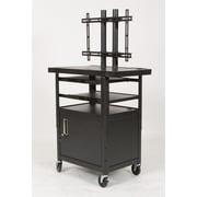 Balt Height Adjustable Flat Panel AV Cart