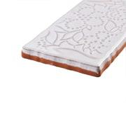 EliteTile Antiqua 3'' x 6'' Ceramic Tile in Feelings Milk
