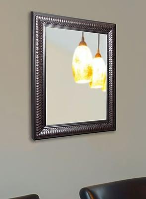 Rayne Mirrors Ava Curve Wall Mirror; 26''