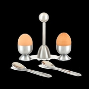 Epar  Egg Topper Set