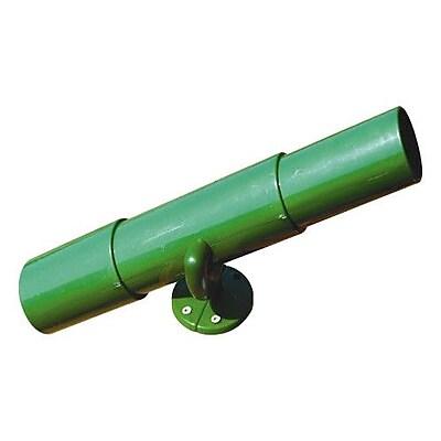 Gorilla Playsets Telescope Swing Set Accessory; Green