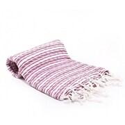 Buldano Turkish Bath Towel; Pink