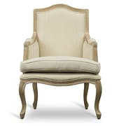 Wholesale Interiors Nivernais Arm Chair