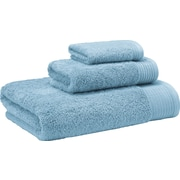 Enchante Home 3 Piece Towel Set; Aqua