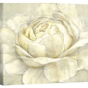 Ashton Wall D cor LLC In Bloom 'Floral Bloom' Painting Print on Wrapped Canvas
