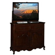 TVLIFTCABINET, Inc Belle TV Stand; Rich Brown