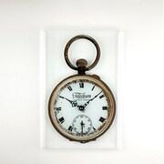 Control Brand 16.5'' x 10.6''  Pocket Watch Wall Clock (G131117)