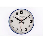 Control Brand 11.5'' Blue Corby Clock (G131512BLUE)