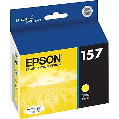 Epson – Cartouche d'encre jaune 157 (T157420)