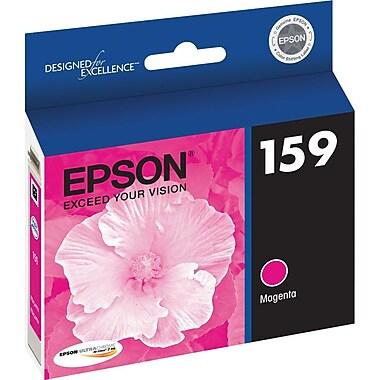 Epson 159 Magenta Cartridge, (T159320)