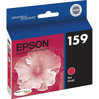 Epson 159 Red Ink Cartridge, (T159720)