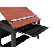 "Versa Tables 72"" x 36"" Laminted Wood  Drafting Table Vision Cherry  (SP20672360102)"