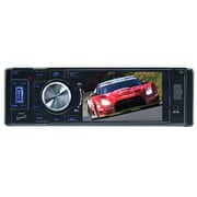 "Supersonic® SC-305 Car DVD Player with 3 1/2"" LCD Display, Black"