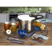 Fagor Duo 10.6-Quart Pressure Canning Set