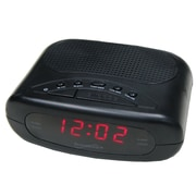 Supersonic Dual Alarm Clock Radio (sc-376)