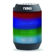 Naxa nas-3075 Vibe Mini Bluetooth Portable Speaker, Black