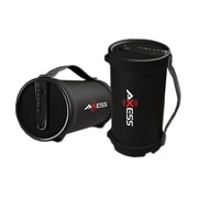Axess spbt1033-bk Bluetooth Portable Speaker, Black