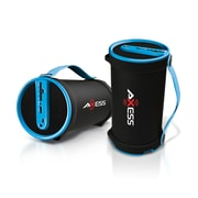 Axess spbt1033-bl Bluetooth Portable Speaker, Blue