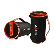 Axess spbt1033-rd Bluetooth Portable Speaker, Red