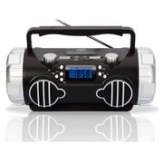 Technical Pro bx4 Boombox Bluetooth Portable Speaker, Black