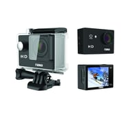 Naxa NDC-404 12 Megapixel Action Camera, 3.6 mm
