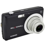 Bell & Howell s40hdz-sil 16 Megapixel Digital Camera, 5x-6x, Silver