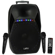 beFree Sound bfs-6850nl Bluetooth Portable Speaker, Black