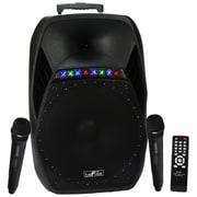 beFree Sound bfs-6850nl Bluetooth Portable Speaker, Black