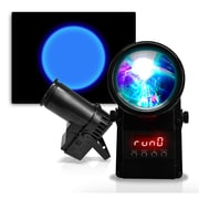 Technical Pro Professional DJ Multicolor LED Pin Spotlight with DMX, 110/220 V (lgspot1x)