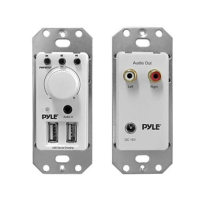 Pyle In Wall Audio Receiver pwpbt67