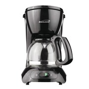 Brentwood ts-213bk Coffee Maker, 4 Cup