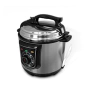 Nutrichef 6 qt Electronic Pressure Cooker (pkprc15)