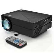 PyleHome PRJG82 800 x 480 Pixels Home Theater Digital Multimedia Projector