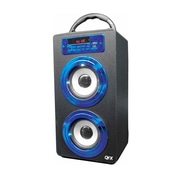 Quantum bt-140-blue Bluetooth Portable Speaker, Blue