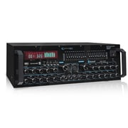 Technical Pro MM2000BT PA Amplifier, 2000 W, Bluetooth, Black
