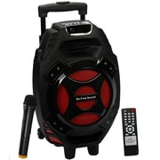 beFree Sound bfs-4500 Portable Speaker, Black