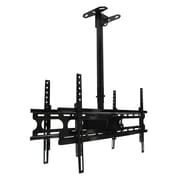 MegaMounts Tilt and Swivel Ceiling TV Mount, 100 lbs. (cmc246)