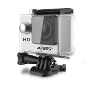 Axess CS3603-SL 5 MP Action Camera, 2.51 mm, Silver