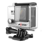 Axess CS3604-SL 12 MP Action Camera, 2.65 mm, Silver