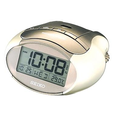 Seiko QHL023S Digital Alarm Clock