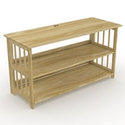 StonyEdge TV Stand; Natural