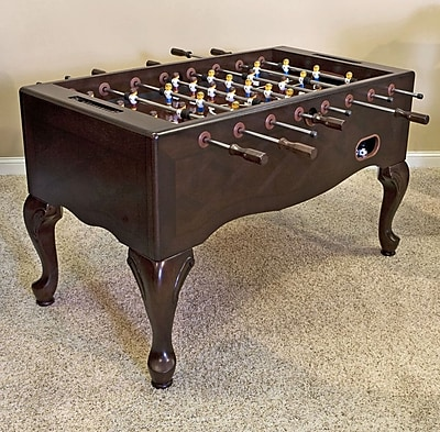 The Level Best Furniture Foosball Table; Honey