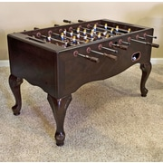 The Level Best Furniture Foosball Table; Honey Maple